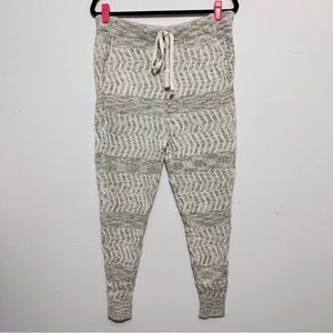 Free People Grey Road Trip Jogger
